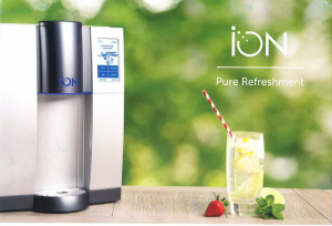Let us Replace Your Water Cooler with a New ION System
